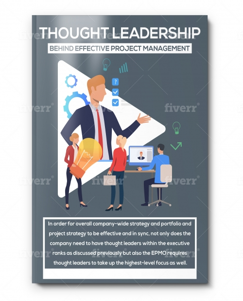 EBook 5 - Thought Leadership Behind Effective Project Management